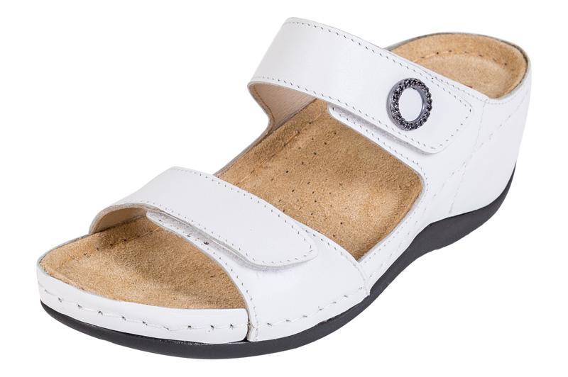 8892582556d0 Zdravotní obuv BZ310 - Bílá