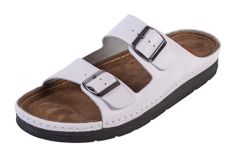 925586211f2d Pánská zdravotní obuv BZ410 - Bílá